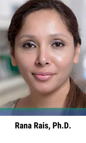 Rana Rais, Ph.D.