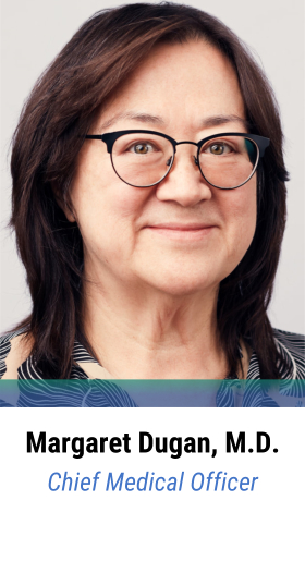 Margaret Dugan, M.D.